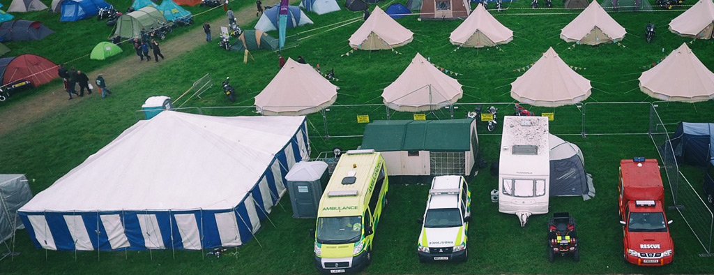 Event Fire Cover Event Medical Cover